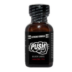 PUSH Black Label pentyl nitrite 24 ml