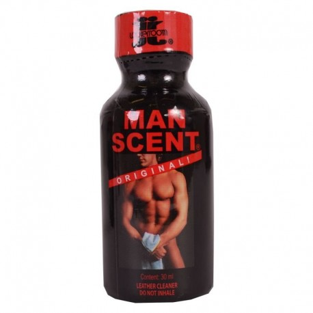 MAN SCENT 30 ml - Leather Cleaner