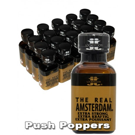 The Real Amsterdam 25 ml - Leather Cleaner