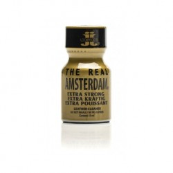 The Real Amsterdam 10 ml leather cleaner