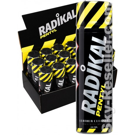 Poppers Radikal Pentyl 24 ml