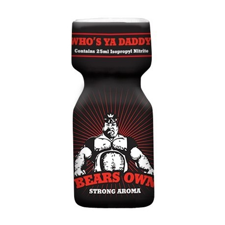 Bears Own Strong FIST produkt 24 ml
