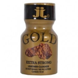 GOLD EXTRA STRONG LEATHER CLEANER 10 ML